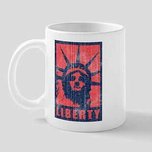 Liberty [Red&Blue] Mug